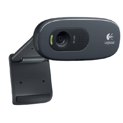 LOGICOOL ウェブカム HD画質 120万画素 C270